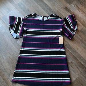 Halogen shift dress